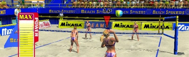 [Retro] Beach Spikers