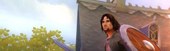 [Aperçu] La Quête d'Aragorn
