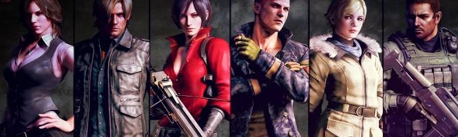 Resident Evil 6 par les papas de Socom