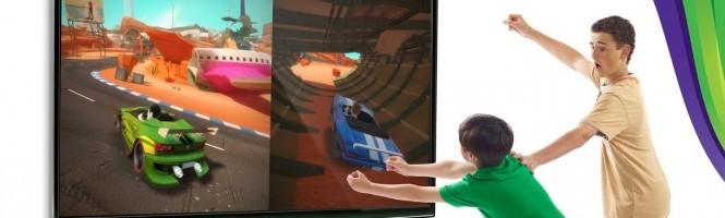 [Test] Kinect Joy Ride