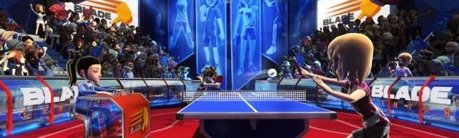 [Test] Kinect Sports