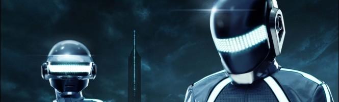 Images électriques pour Tron Evolution