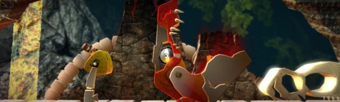 Date, infos et images pour LittleBigPlanet : Sackboy's Prehistoric Moves
