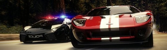 NFS Hot Pursuit : vidéo de duel