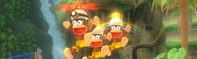 Ape Escape Move illustre ses singeries