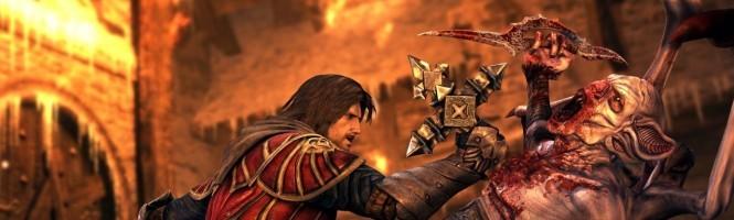 Un patch pour Castelvania : Lords of Shadow