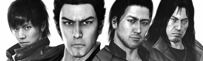 Nouvelles images pour Yakuza 4