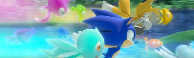 [Test] Sonic Colours