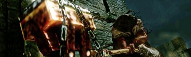RE The Mercenaries 3D : quelques images