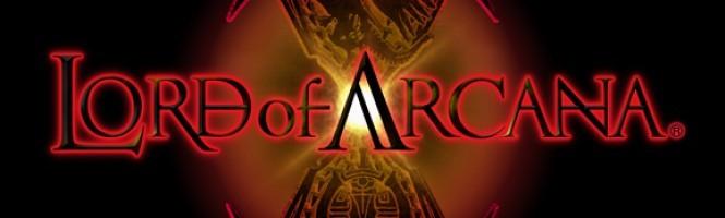 Arrivée de Lord of Arcana !