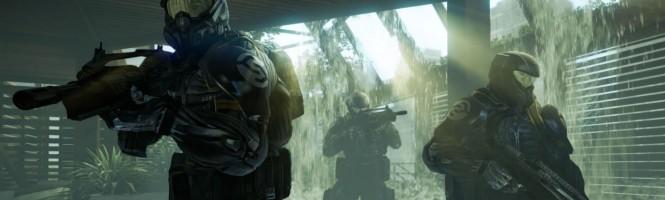 Visuels pour Crysis 2
