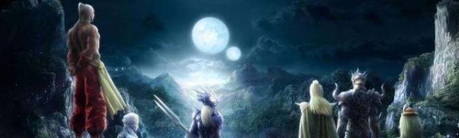 Final Fantasy IV sur PSP en images