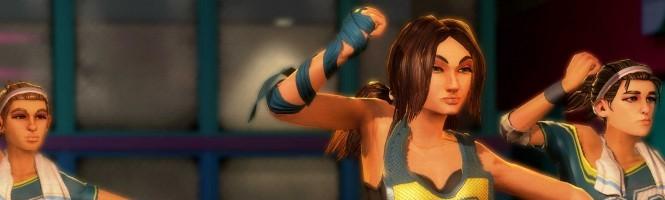 Avatar Kinect présenté au CES