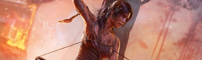 Lara Croft dans le casting de Lost