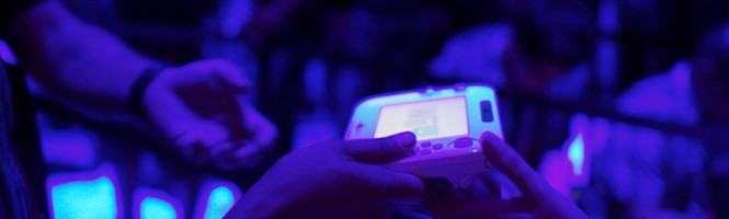 [NW 2011] La queue pour Ocarina Of Time 3DS