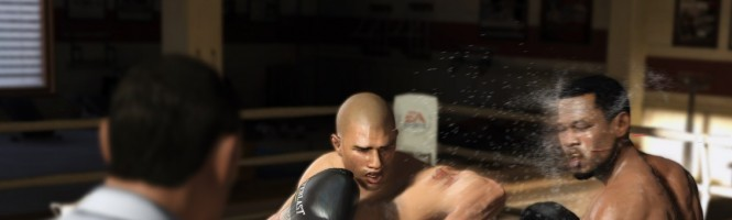 Fight Night Champion s'exhibe en vidéo