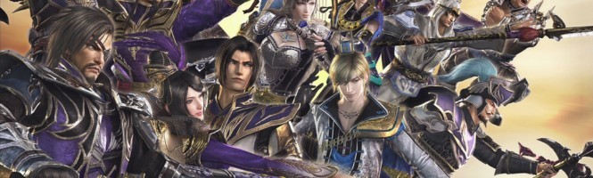 Des images de Dynasty Warriors 7