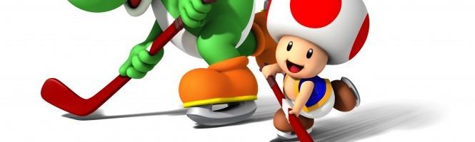 Une première vidéo française pour Mario Sports Mix