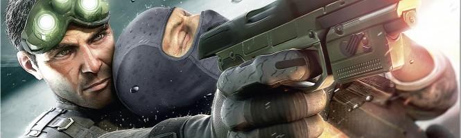 Date de sortie pour Splinter Cell 3DS