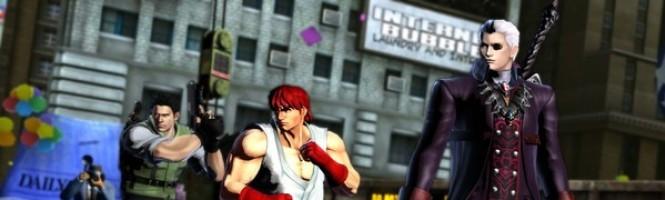 Une poignée de screens pour Marvel Vs Capcom 3
