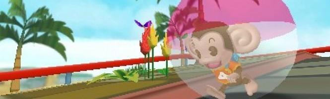 Super Monkey Ball 3DS s'illustre