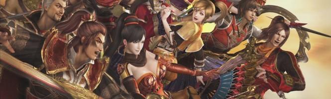 Dynasty Warriors 7 se montre