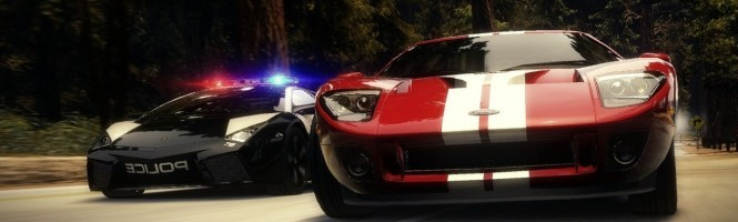 NFS Hot Pursuit : la mise à jour