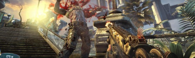 Bulletstorm : quelques images