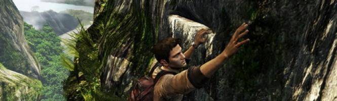 Une première image pour Uncharted NGP