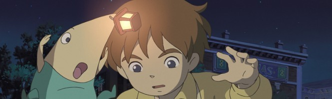 Ni no Kuni : un peu de gameplay
