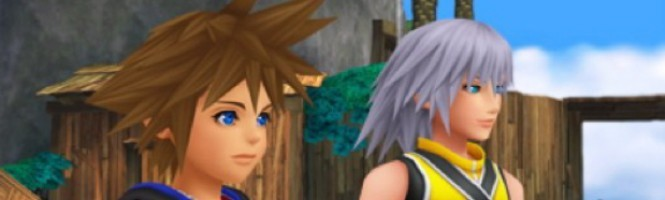 Kingdom Hearts : Dream Drop Distance en images