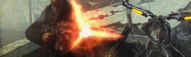 Resistance 3 offre cinq images