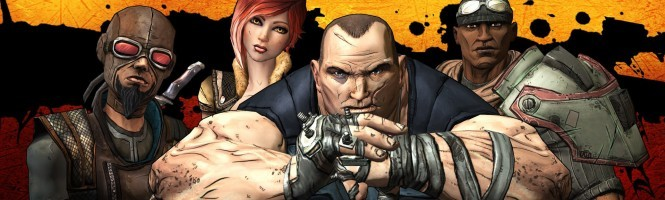 Un patch pour Borderlands sur PC