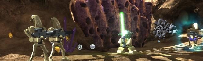 Lego Star Wars III en images se montre