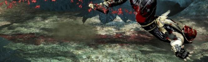 Mortal Kombat - Kratos pas content !