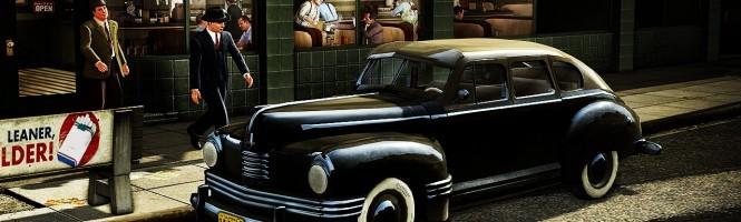L.A. Noire en wallpapers