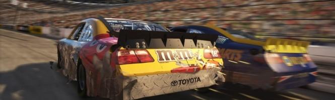 Une dizaine d'images pour NASCAR 2011