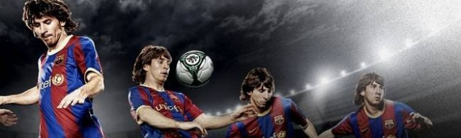 [Test] Pro Evolution Soccer 2011 3D