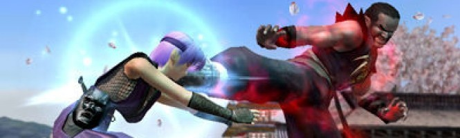 Dead or Alive 3DS en mai