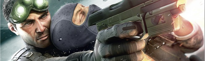 [Test] Splinter Cell 3D