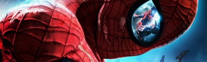 Annonce de Spider-man Edge of Time