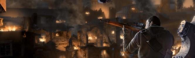 Sniper Elite V2 annoncé