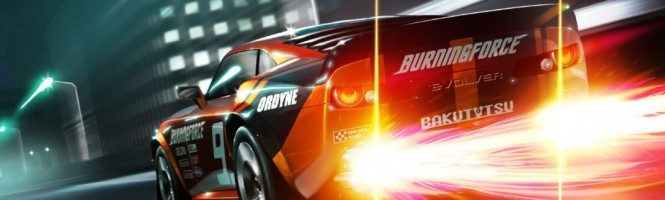 [Test] Ridge Racer 3D