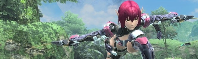 Un trailer à Phantasy Star Online 2