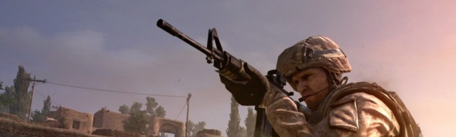 [Test] Operation Flashpoint : Red River