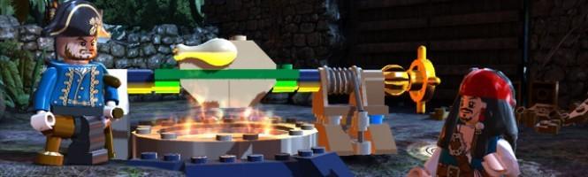 LEGO Pirates des Caraïbes en images