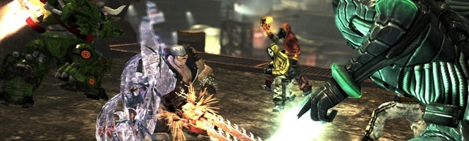 Anarchy Reigns en images