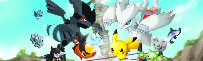 Les Pokémon arrivent sur 3DS
