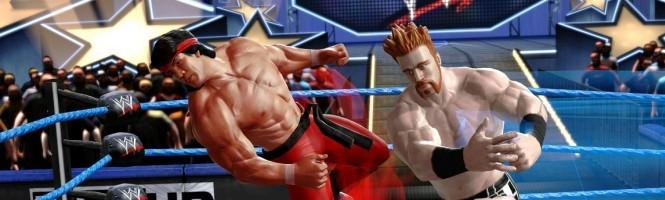 [Test] WWE All Stars