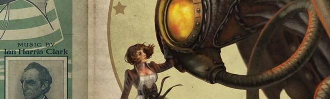 BioShock Infinite : le héros montre sa poire